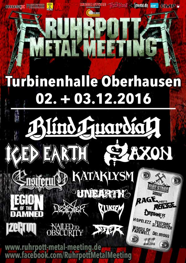 ruhrpott metal meeting 2016
